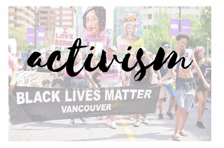 black lives matter vancouver